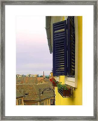 Artistic Expression Framed Print