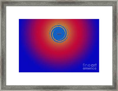 Artistic Ideas Framed Print