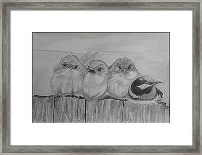 Artistic Framed Print by Tony Clark