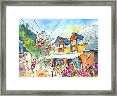 Artouste Village 02 Framed Print