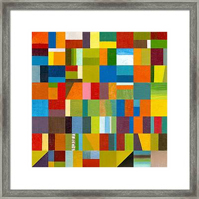 Artprize 2012 Framed Print by Michelle Calkins