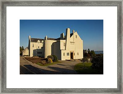 Arts And Crafts House Framed Print