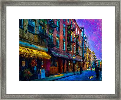 Artu Framed Print by Michael Petrizzo