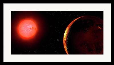 Red Dwarf Framed Prints