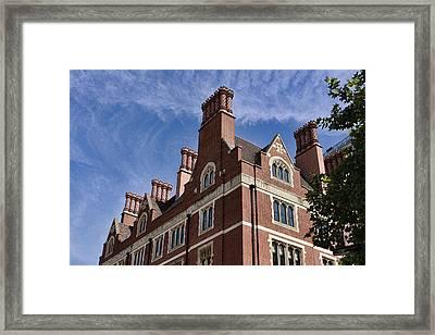 Arundel House Framed Print by Nicky Jameson