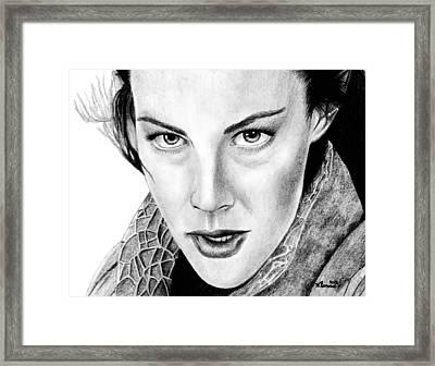 Arwen Undomiel Framed Print