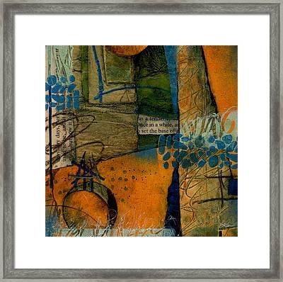 As A Tendency  Framed Print by Laura  Lein-Svencner