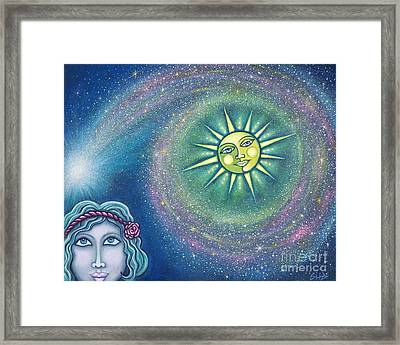 As Above Framed Print