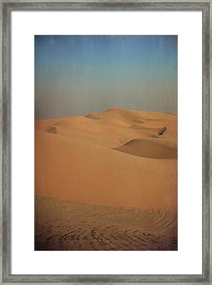 As Change Comes Framed Print by Laurie Search