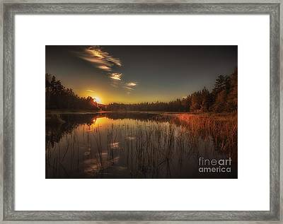 As In A Dream Framed Print