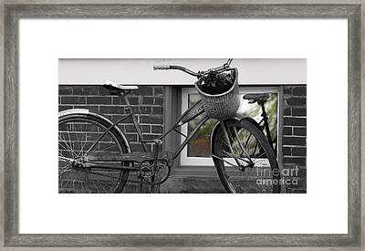 As Time Cycles Past Framed Print by Steven Digman
