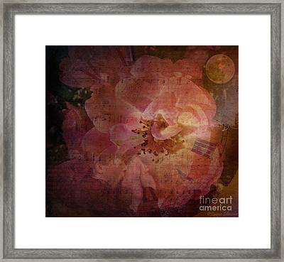 As Time Goes By Framed Print by Lianne Schneider
