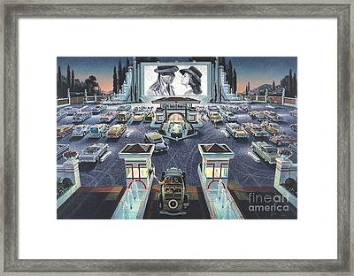 As Time Goes By Framed Print by Michael Young
