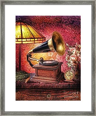 As Time Goes By Framed Print by Mo T