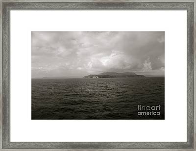 As We Drifted... Framed Print by Paul Cammarata