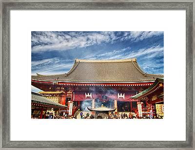 Asakusa-2 Framed Print