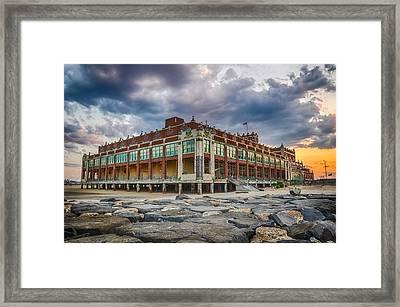 Asbury Park Framed Print