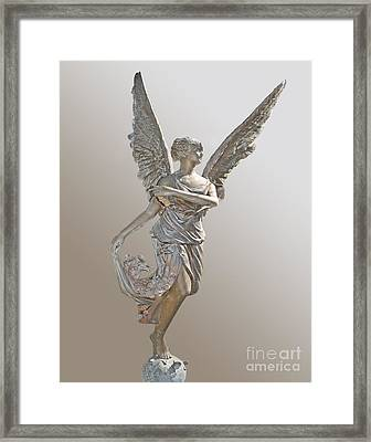 Ascencion Framed Print