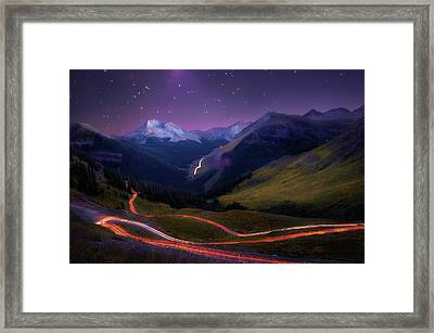 Ascendancy Framed Print