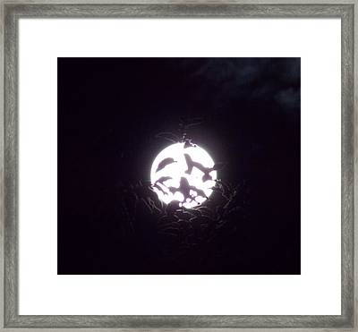 Ascending Descending Framed Print