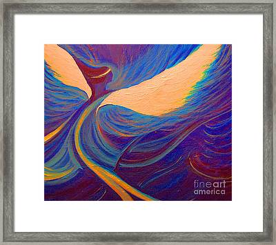 Ascension By Jrr Framed Print by First Star Art