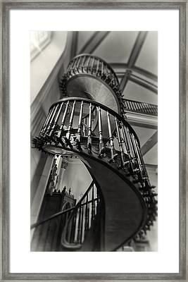 Ascent  Framed Print by Stellina Giannitsi