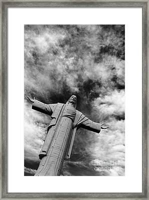 Ascent To Heaven Framed Print