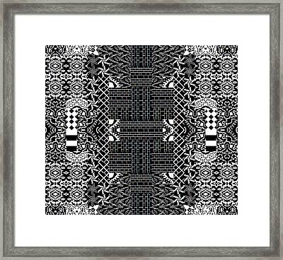 Ashes Framed Print