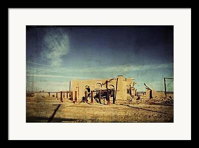 In Ruin Framed Prints