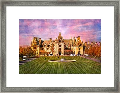 Asheville Beauty Framed Print