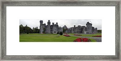 Ashford Castle Framed Print by Hugh Smith
