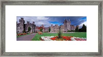 Ashford Castle, Ireland Framed Print by Panoramic Images