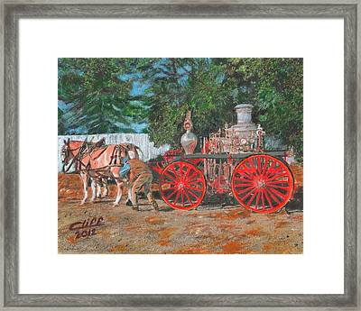 Ashland No.1 Framed Print