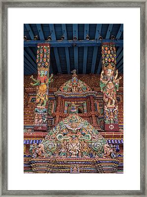 Asia, Nepal, Kathmandu Valley, Patan Framed Print