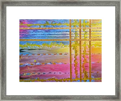Asian Sunrise Framed Print by David Raderstorf
