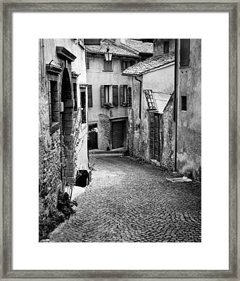 Asolo Framed Print by William Beuther