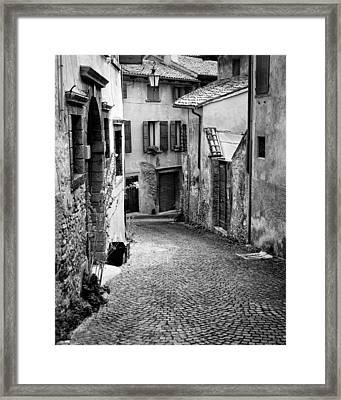Asolo Framed Print