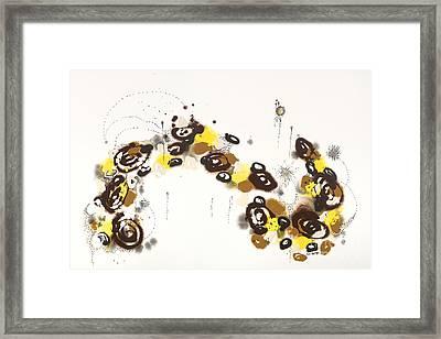 Aspen Celebration #3 Framed Print by Nadine Rippelmeyer