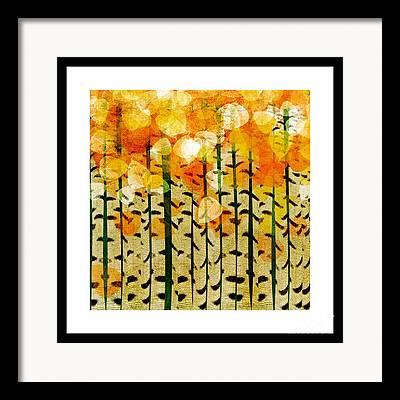 Andee Design Abstract Framed Prints