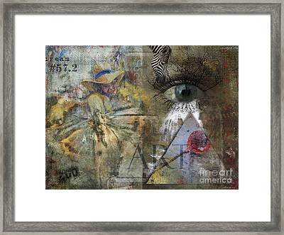 Asperger's Framed Print