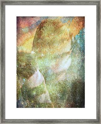 Aspirations Framed Print by Kathy Bassett