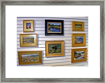 assorted frames I use Framed Print