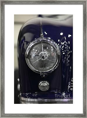 Aston Martin - 5d20308 Framed Print
