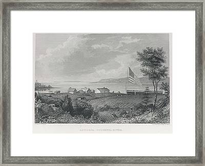 Astoria Framed Print by British Library