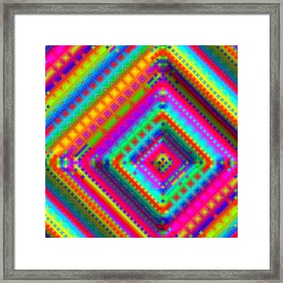 Astounding Depth Framed Print by Charles Ragsdale