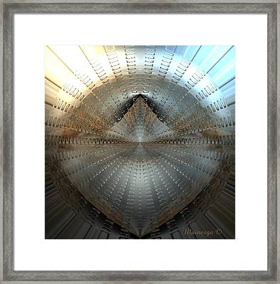Astral-2 Framed Print