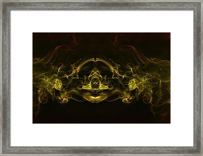 Astral Cruiser Framed Print by Mike Farslow