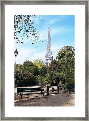 Framed Print featuring the photograph At Last by Barbara McDevitt