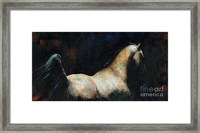 At Liberty Framed Print