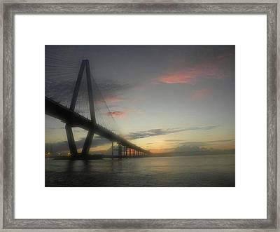 Framed Print featuring the photograph At Peace by Joetta Beauford